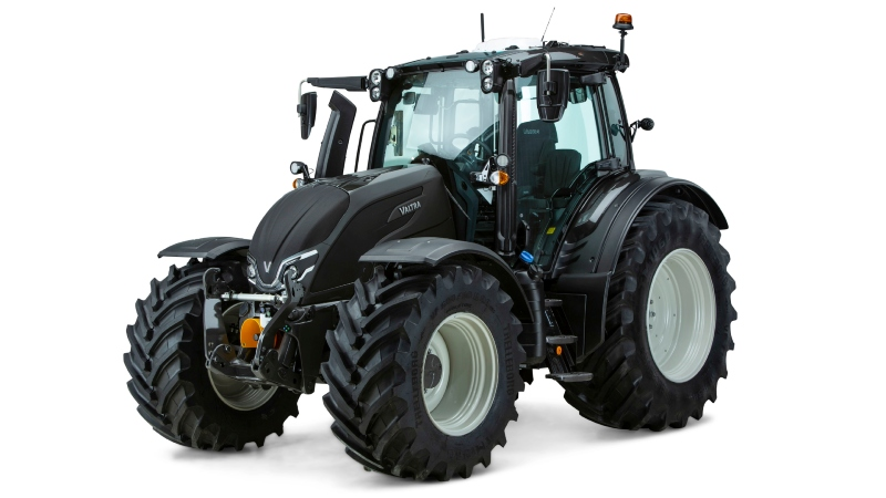 Valtra N Series 5th generation tractor studio